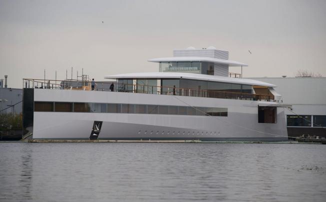 Russian Billionaire S Spectacular Us 400m Megayacht Is Impounded