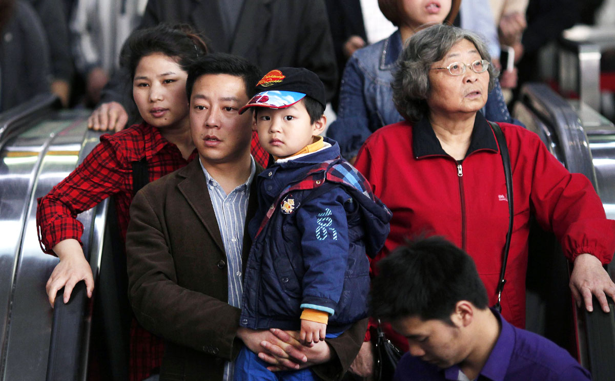 China's one-child policy has a legacy of bereaved parents