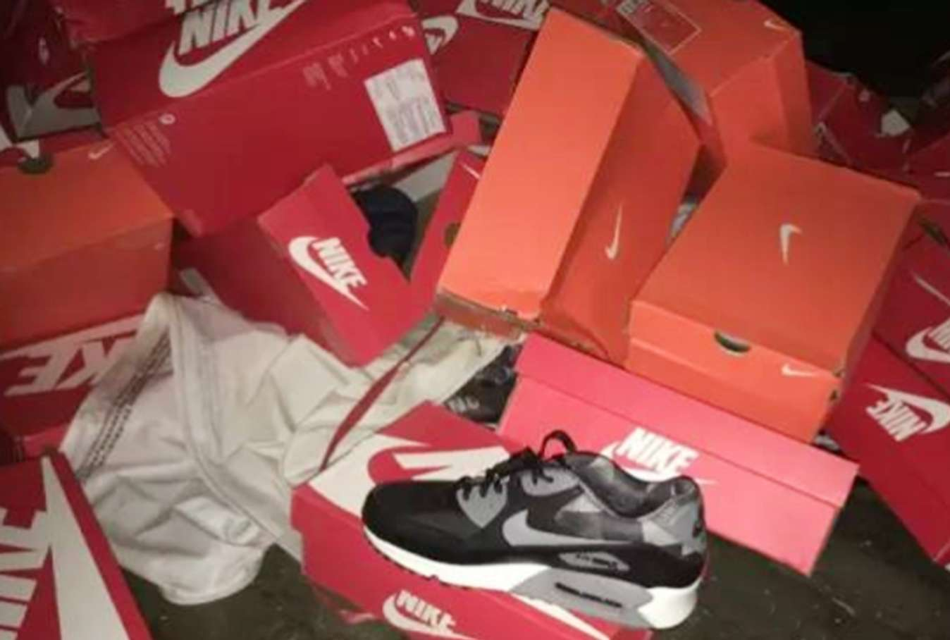a09966fc Nike named and shamed by Chinese state media for misleading buyers over  US$200 sneakers | South China Morning Post