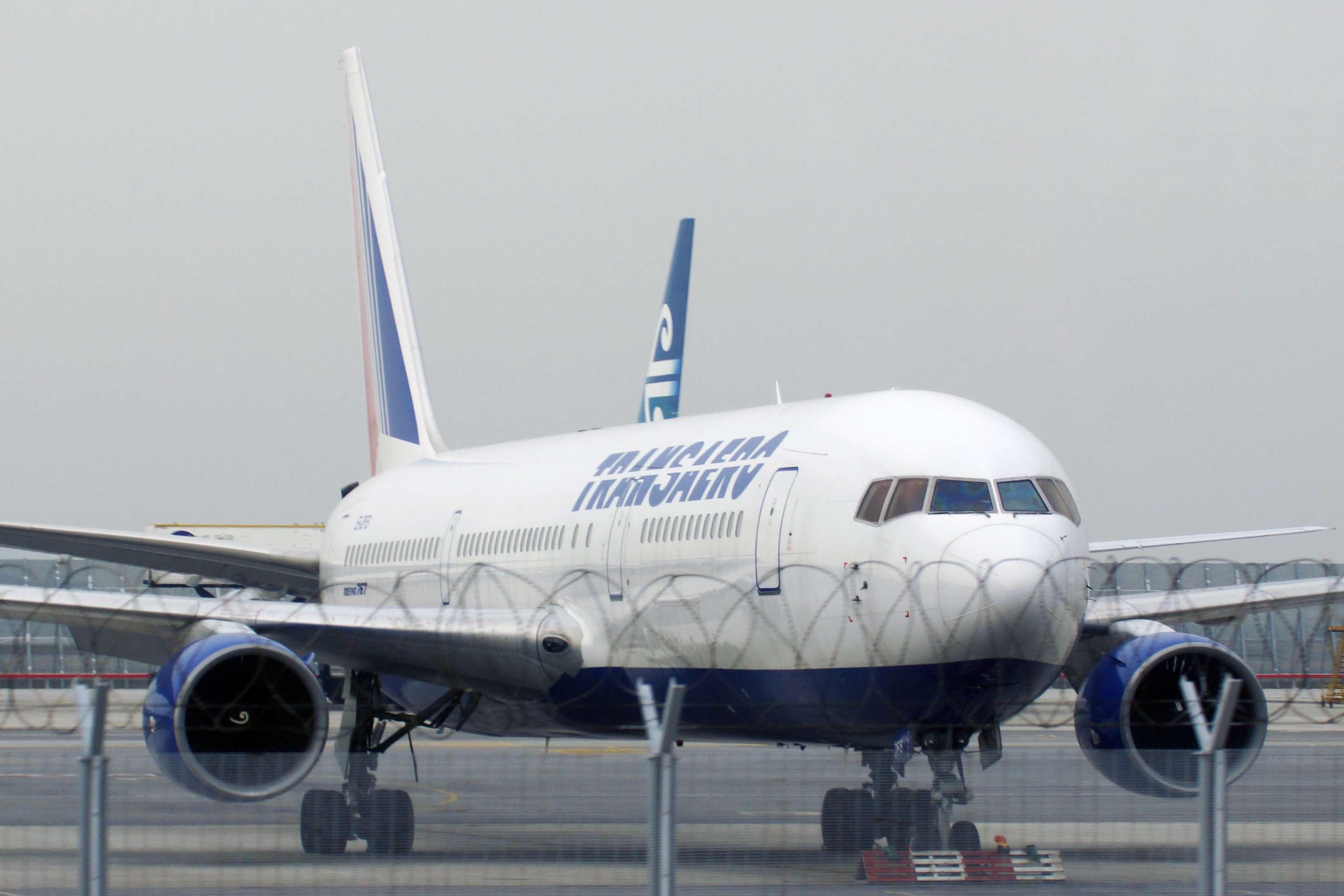 Boeing 747 plane abandoned in Hong Kong faces scrapyard but