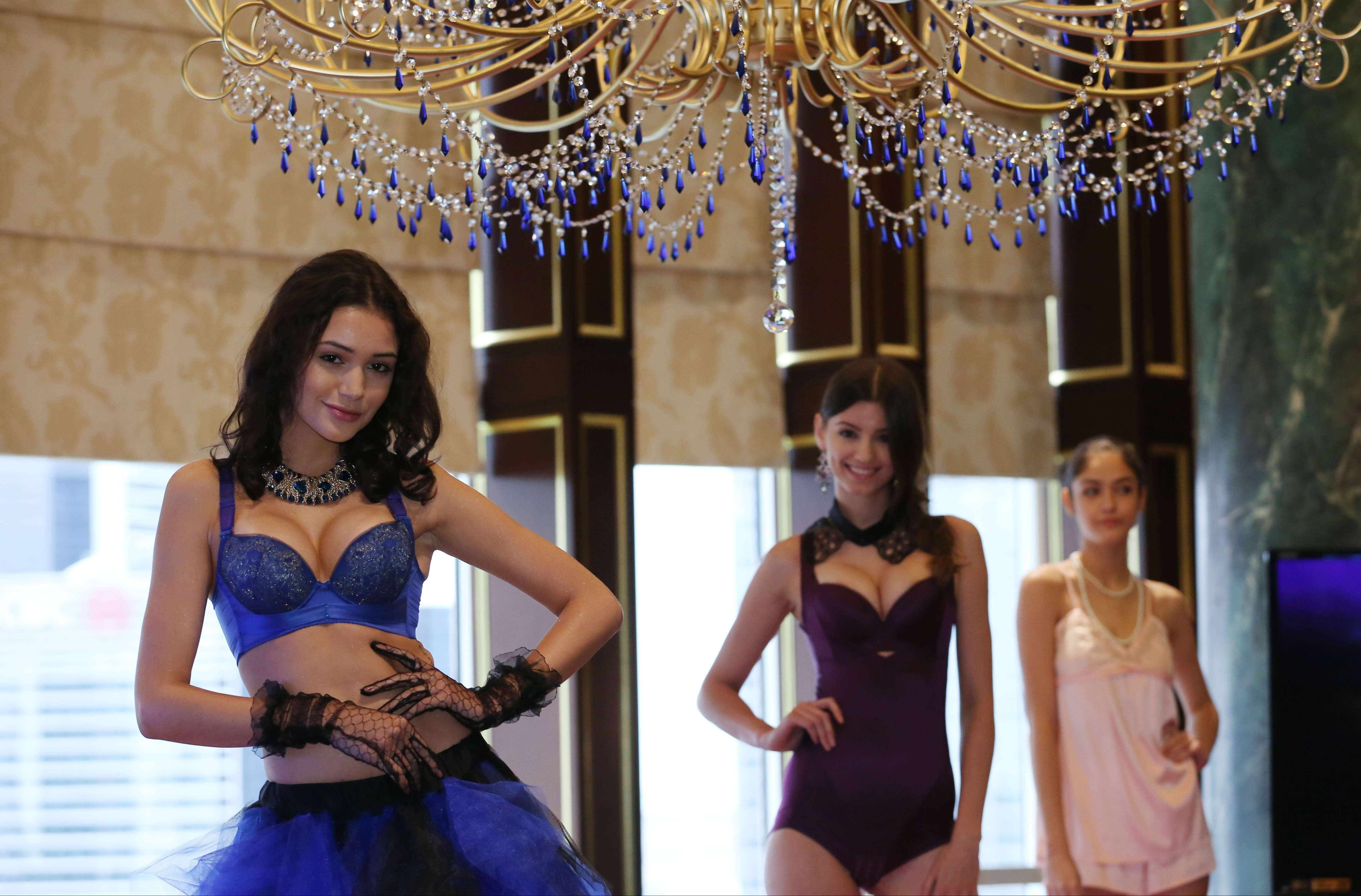 cf6fcf13afb Surge in China's top lingerie maker short-lived even with Victoria's Secret  ex-CEO on board | South China Morning Post