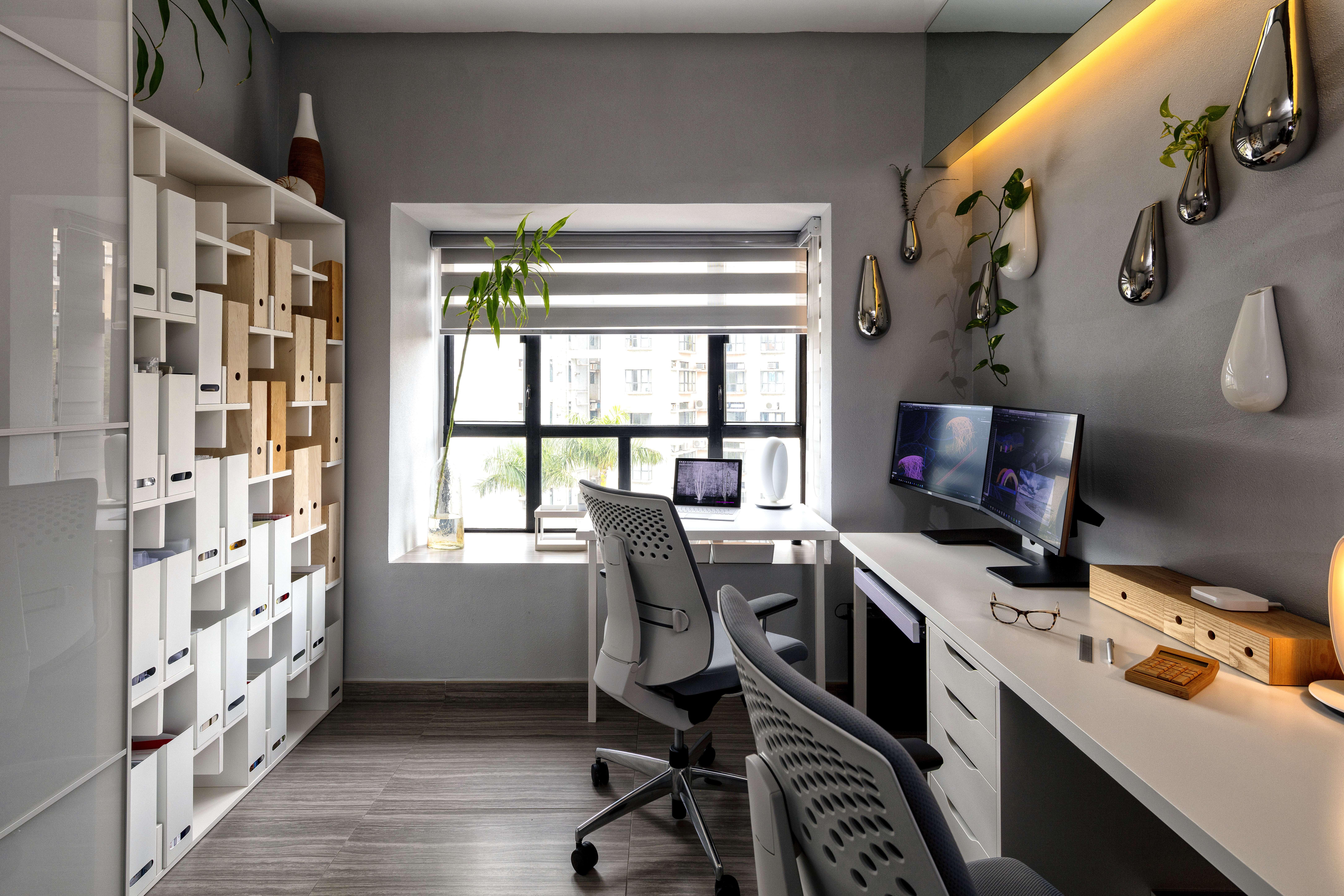Architect Gives His Hong Kong Apartment Eco Friendly Makeover