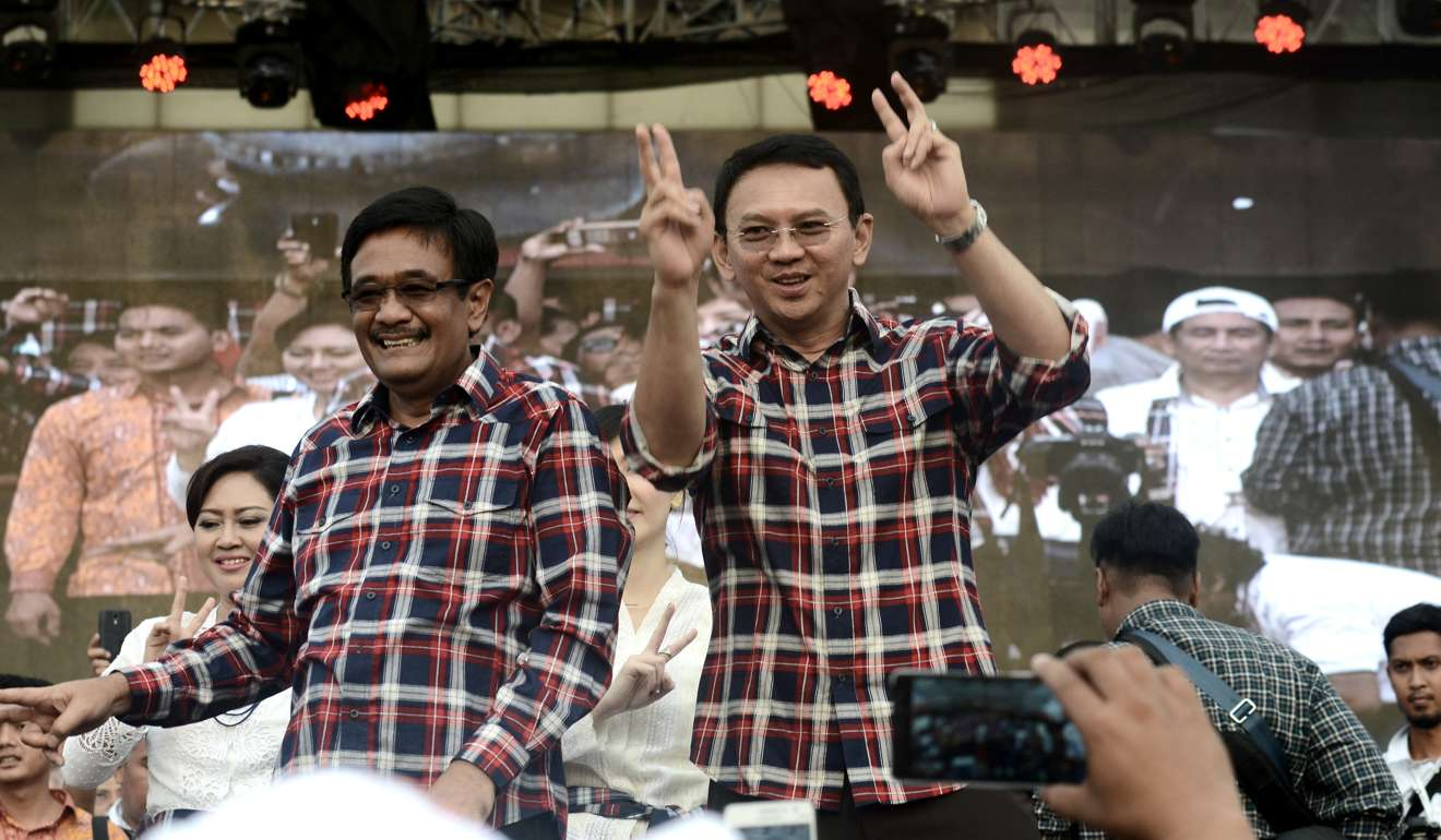 Indonesian capital to elect leader as religious tensions rise