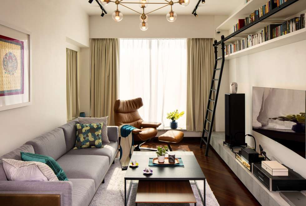 How A Loft Inspired Hong Kong Flat Went From Cookie Cutter To Homey Post Magazine South