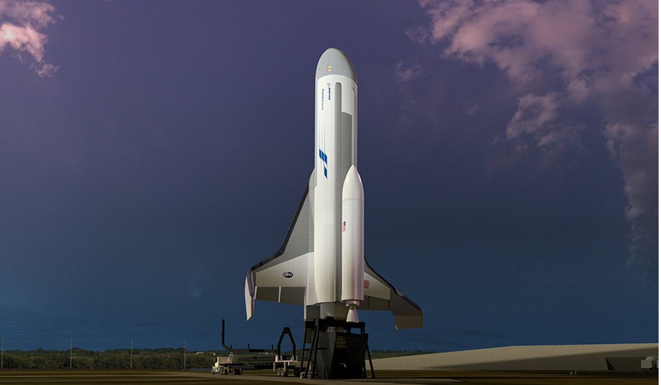 boeing space program - photo #22