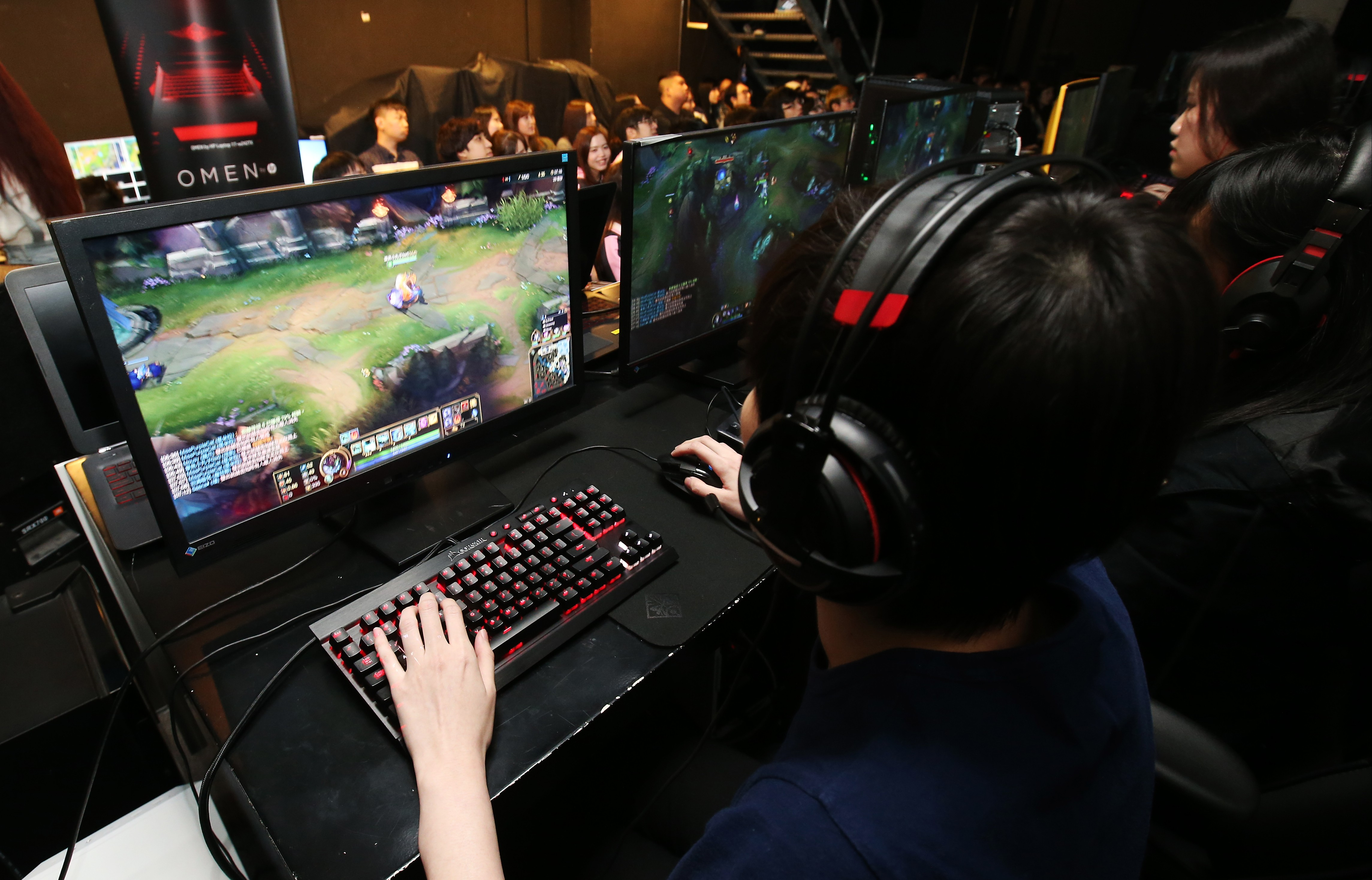 Are e-sports sports? Overwatch players sure act the part