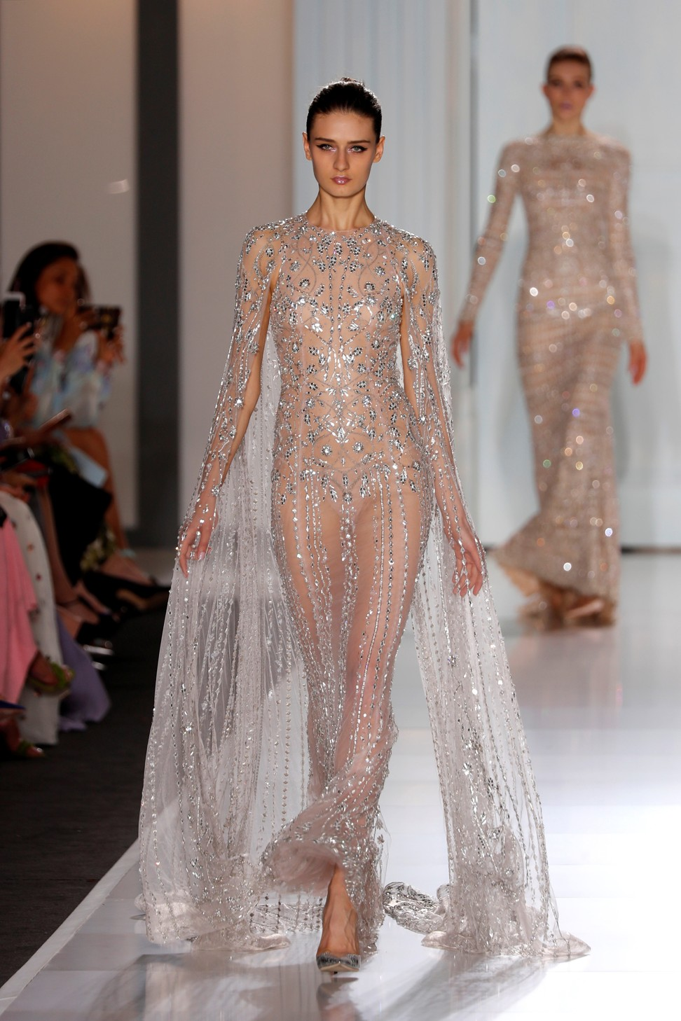 Ralph Amp Russo S Haute Couture Collection Adds A Theatrical