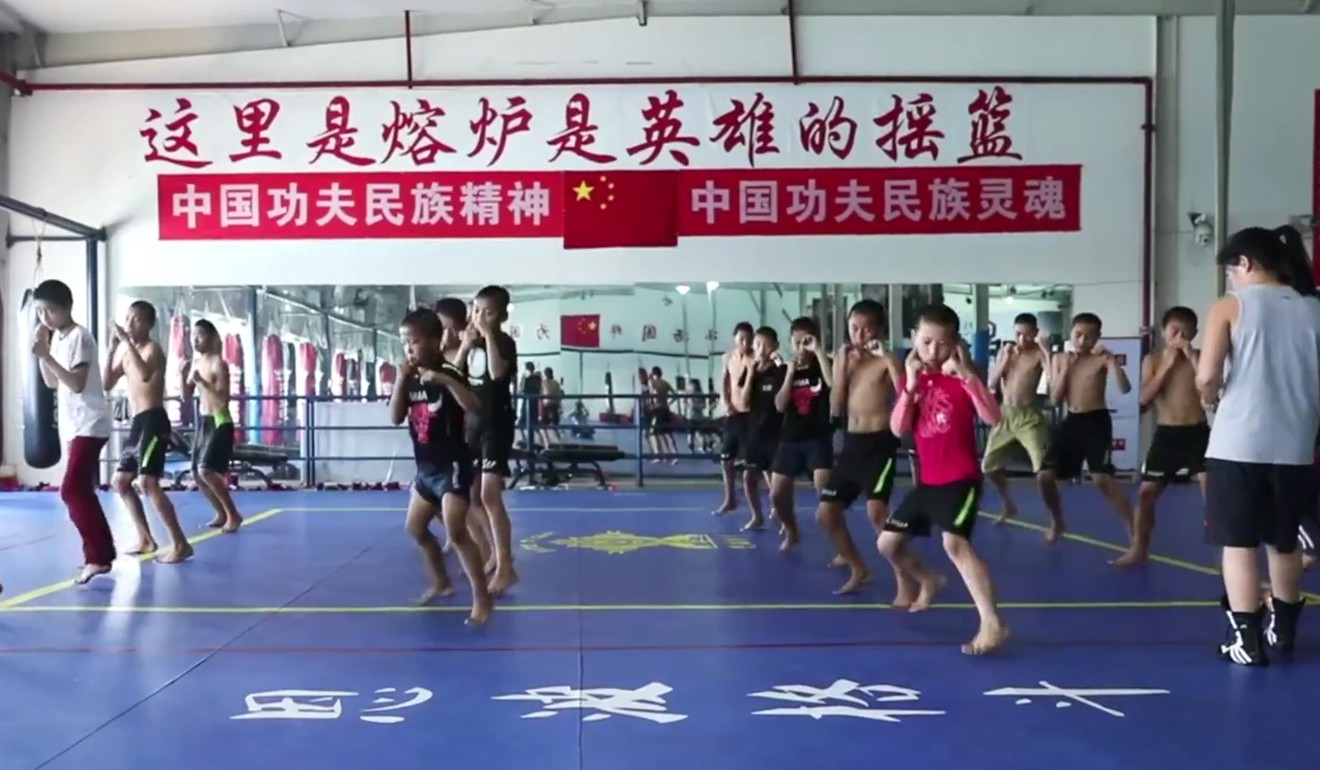 Police In China Investigating MMA Club For Adopting Hundreds Orphans and Training Them