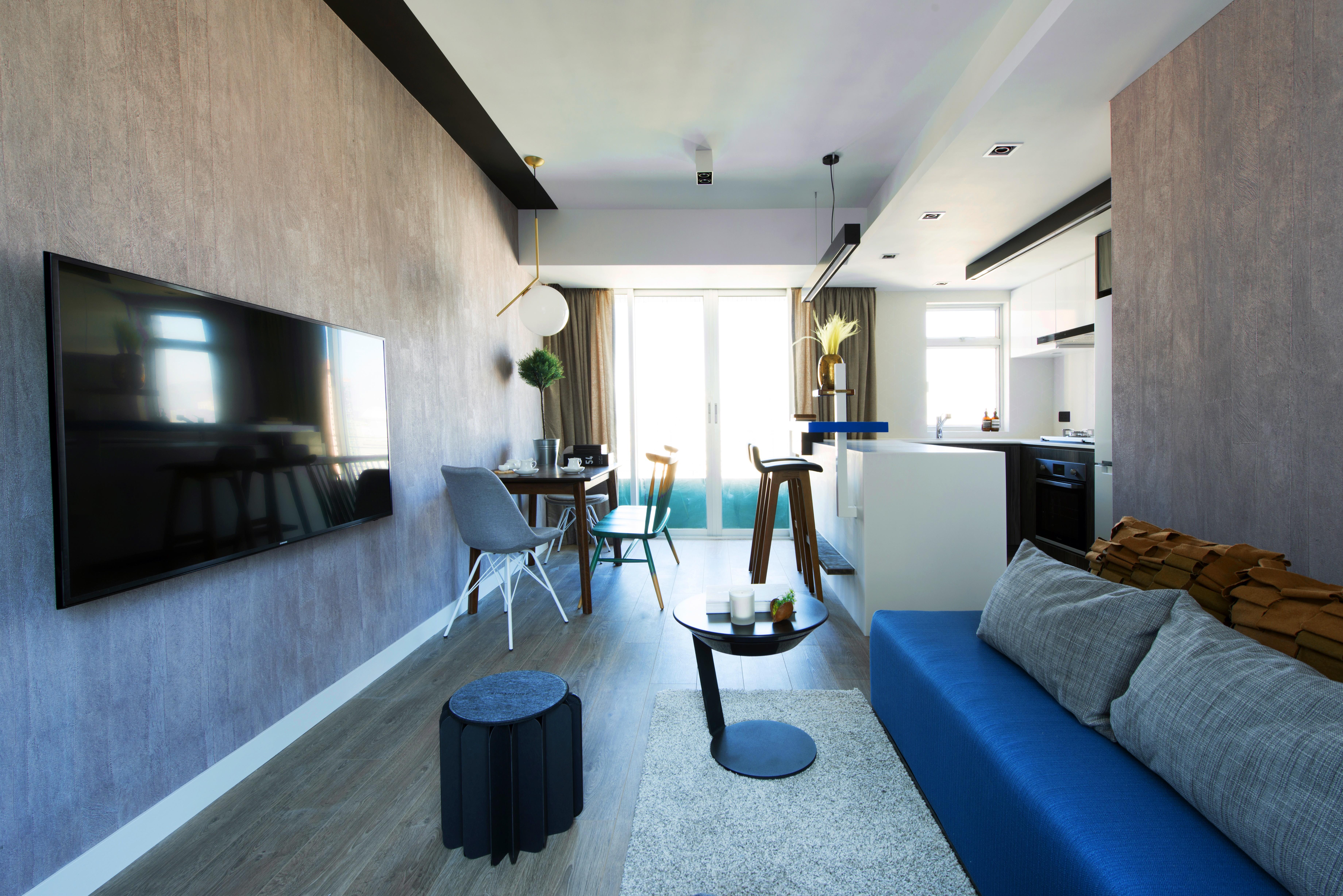 Bachelor Pad - Home & Furniture Design - Kitchenagenda.com