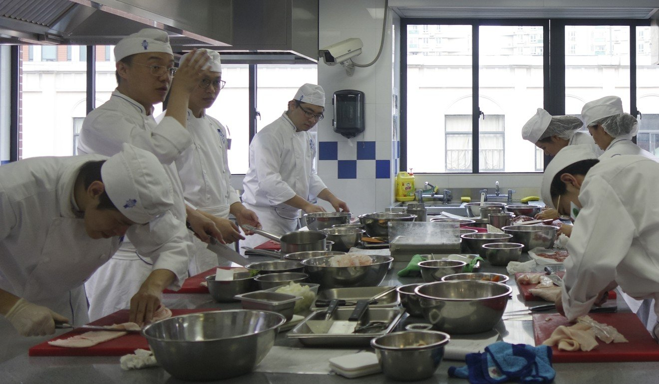 Is le cordon bleu shanghai china s only branch of french for Academy of oriental cuisine