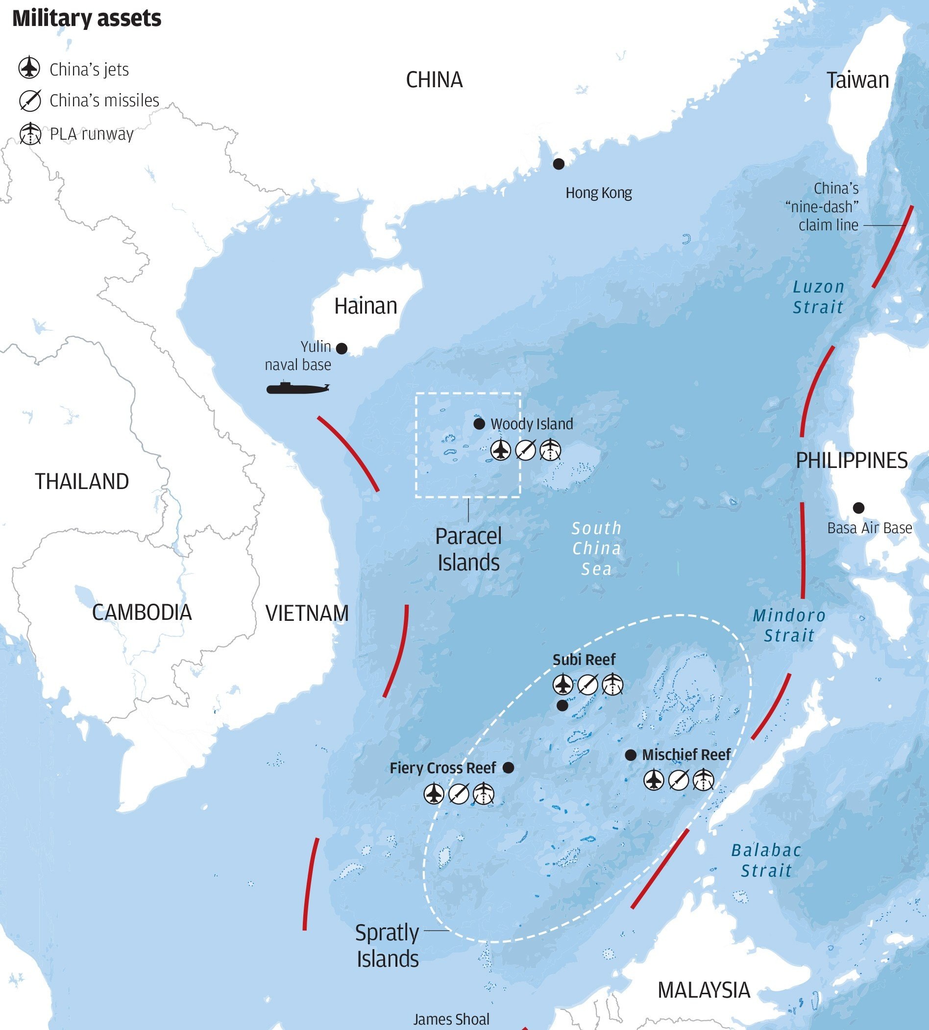 Beijing Sounds Warning Over Latest US Navy Patrol In South