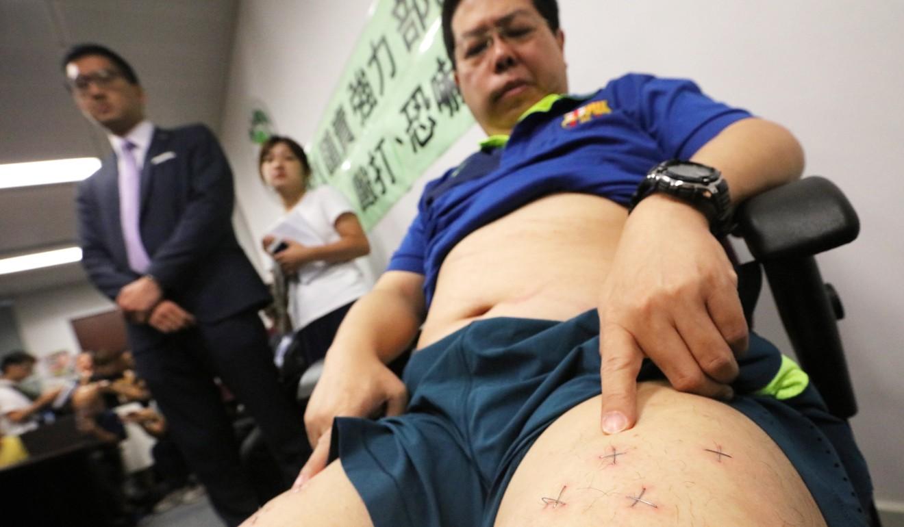 Hong Kong pan-democrats dig themselves into deep hole over ...