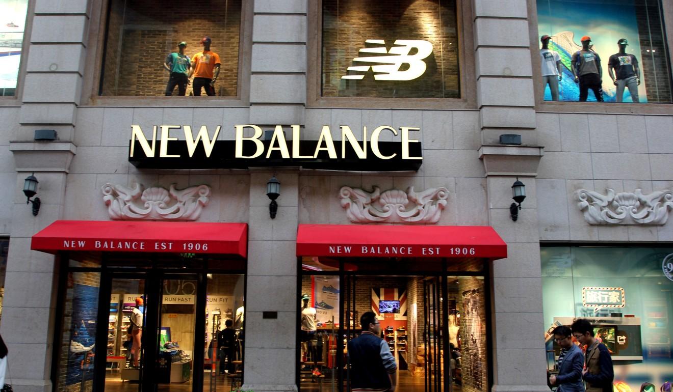 Chinese court awards US shoemaker New Balance US$1.5 ...