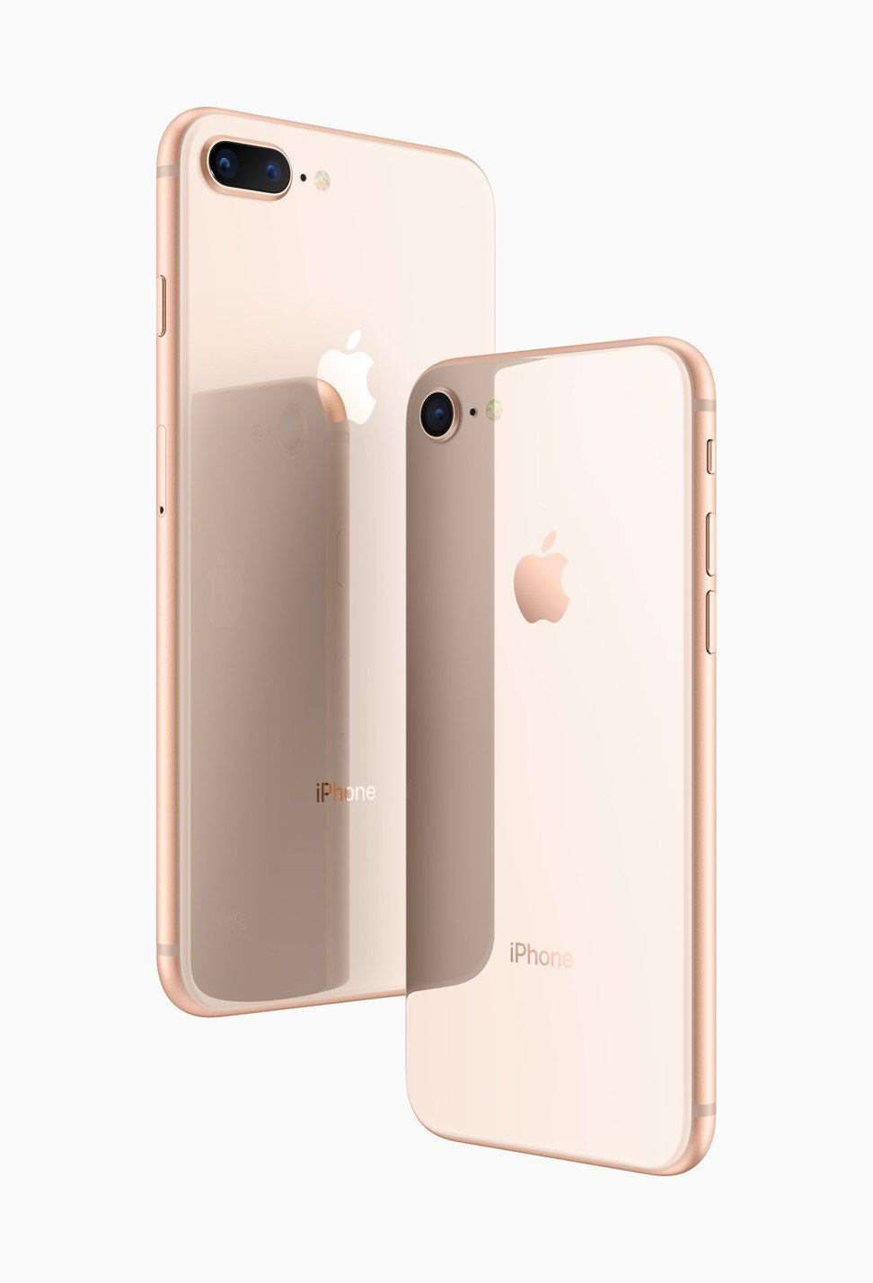 IPhone 8 8Plus Come With A All New Gold Case