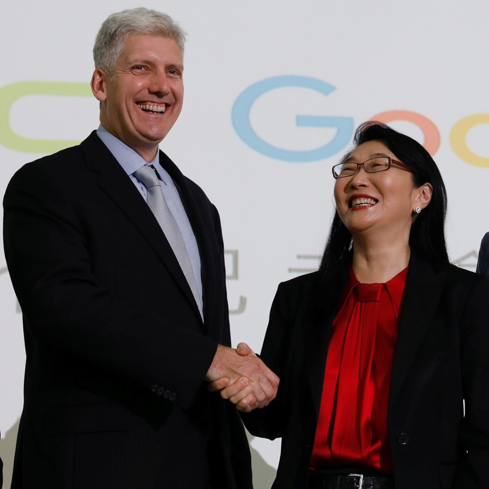 Google bets on hardware growth in US$1.1 billion deal with ...