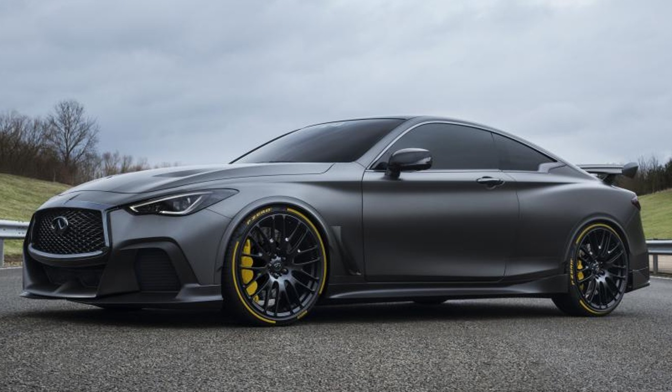 Infiniti and beyond: Hong Kong gets glimpse of Project Black S, F1 ...