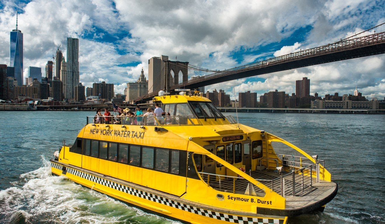 Water Taxi Idea Floated To Boost Hong Kong Tourism