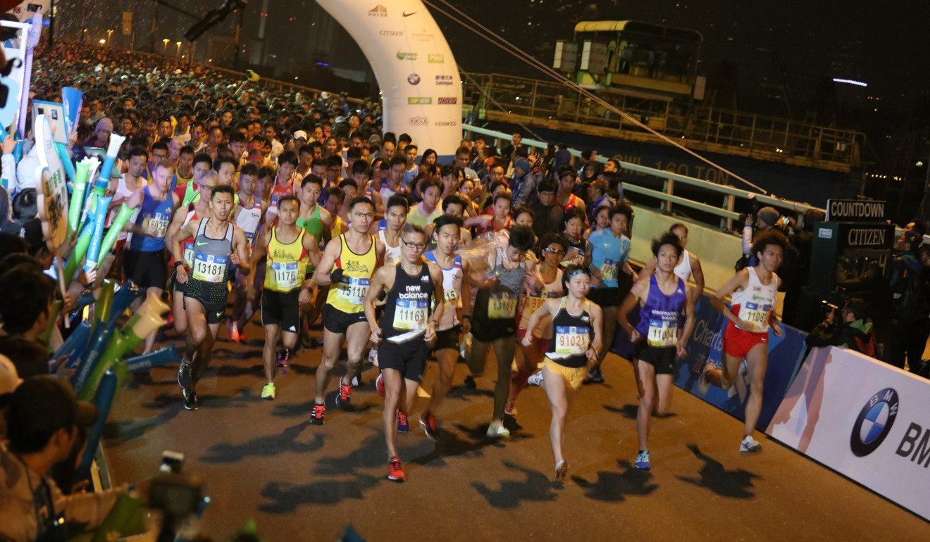 hong kong marathon payment system secure for credit cards