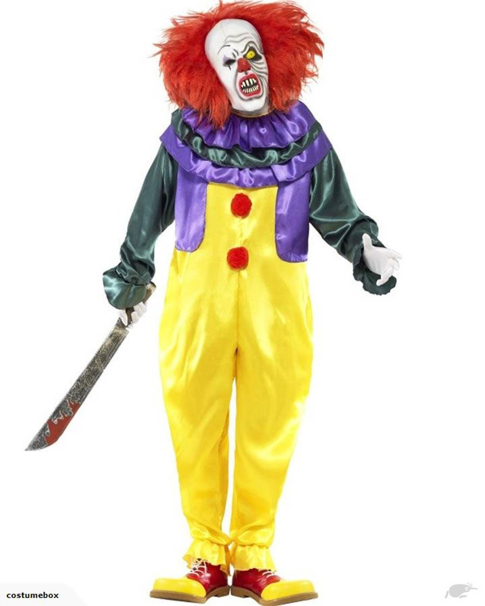 u0027Scary clownu0027 is one of the top costume searches this October. Photo Trade Me  sc 1 st  South China Morning Post & Surge in searches for killer clown costumes in New Zealand before ...