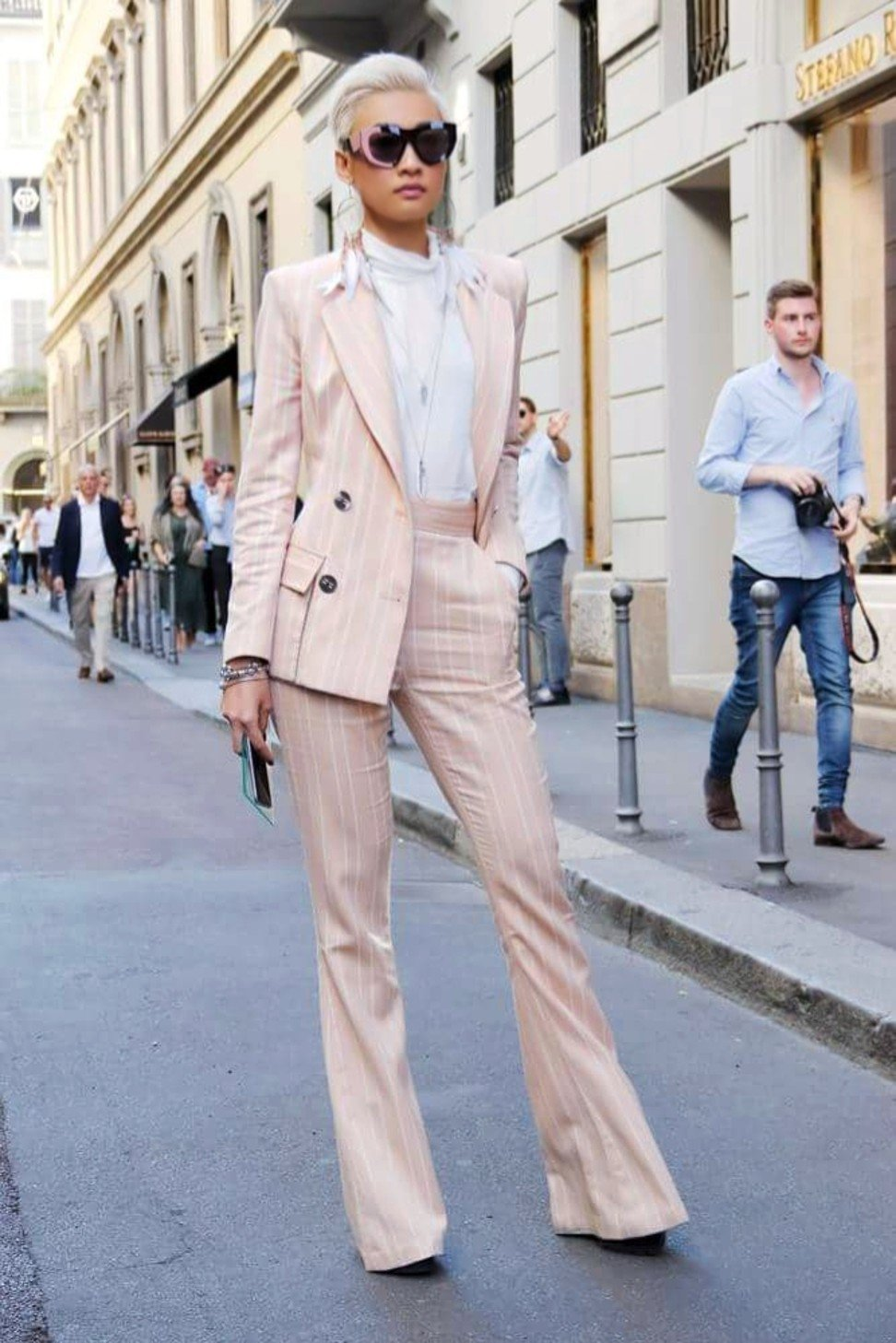 Meet Esther Quek, Dubai's most stylish girl-about-town – who