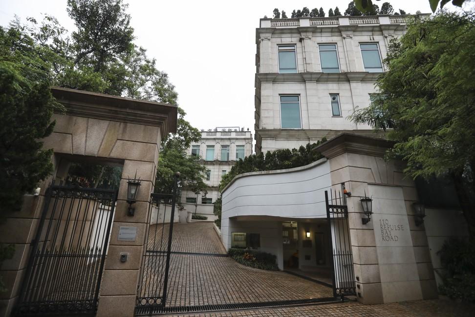 Hong Kong Island South S Luxury Property Market Hosts