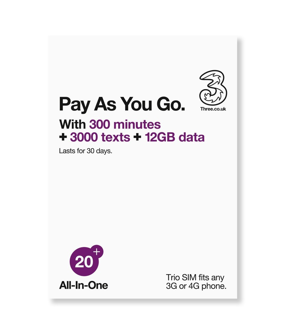 Best Pay As You Go Bundles: UK's Cheapest Prepaid Mobile ...