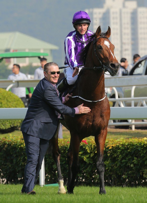 Irreplaceable Highland Reel Bows Out On A Perfect Note In The Hong