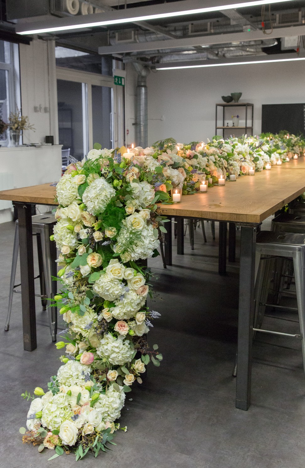Chinas budding florists are heading to london to earn their floral a flower arrangement at the school picture marcelo deguchi mightylinksfo