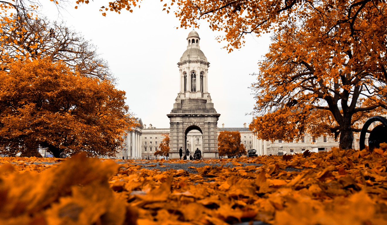 Tcd Listed As One Of Five Most Beautiful Universities In The World