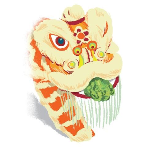 Lunar New Year Food Symbolism