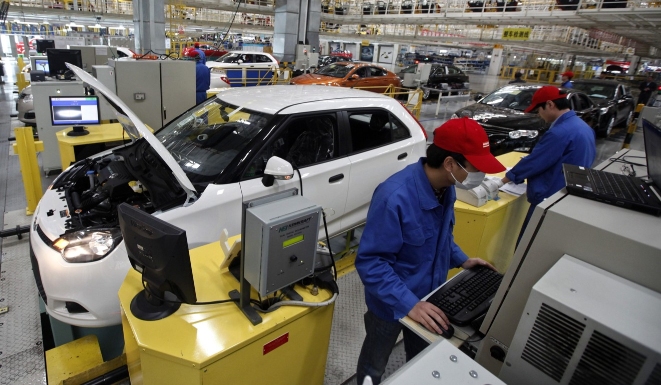 Punitive us trade action against china to come imminently for Ford motor company employment verification