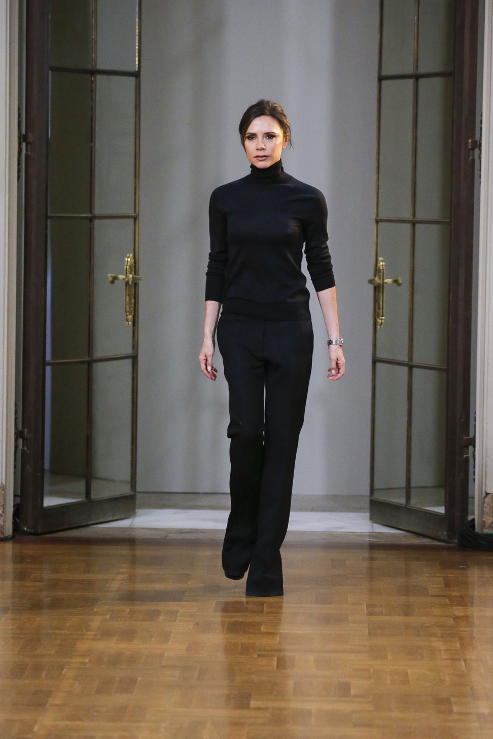 Victoria Beckham At New York Fashion Week It S A Family Affair Style Magazine South China