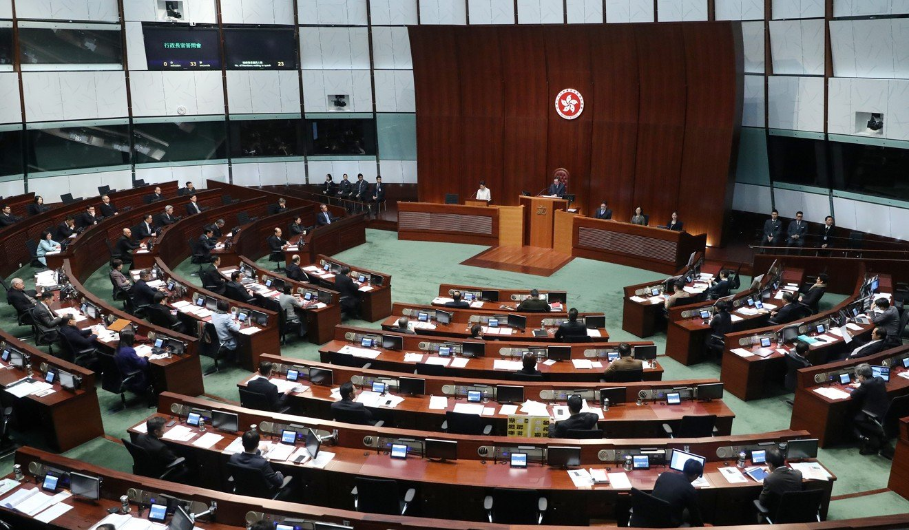 The opposition has had a difficult period in the Legislative Council. Photo: Sam Tsang