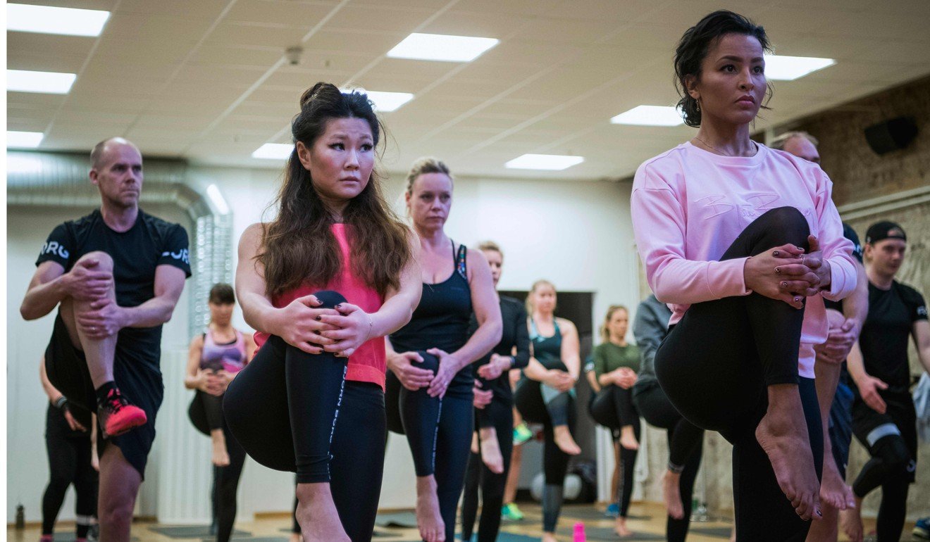 This Next Fitness Star Finalist Ditched Law School to Become a Pilates Pro pictures