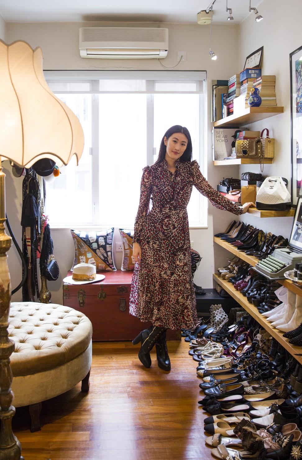95ad696026d4 Fashions real Hongkongers wear: Justine Lee, fashion director at Hong Kong  Tatler magazine   South China Morning Post