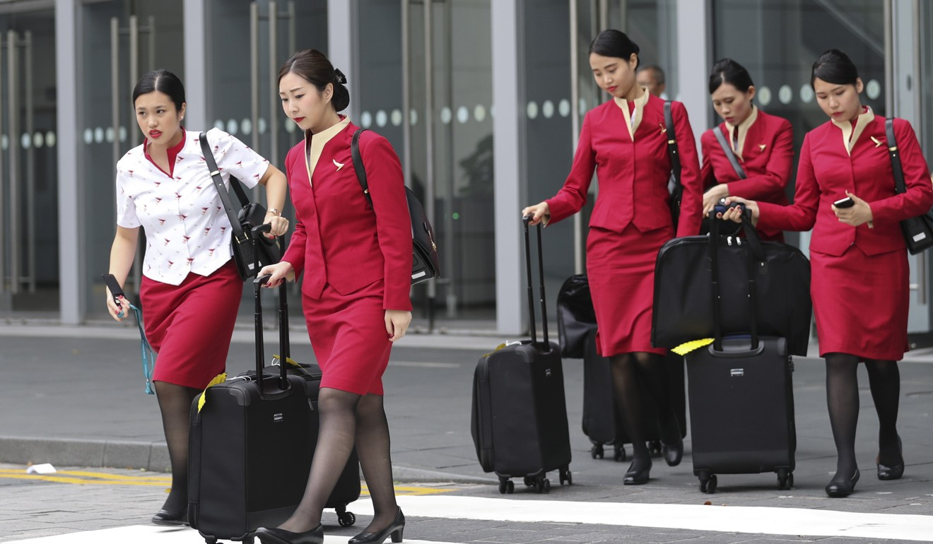 7 Outdated Appearance Rules For Air Hostesses photo