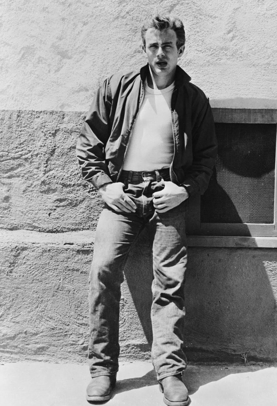 The Classic White T Shirt How You Can Look Like James Dean And