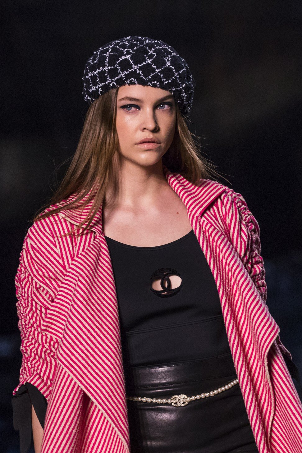 900df6d8e18f Chanel s  ocean liner  wows celebrities at Cruise collection fashion show  in Paris