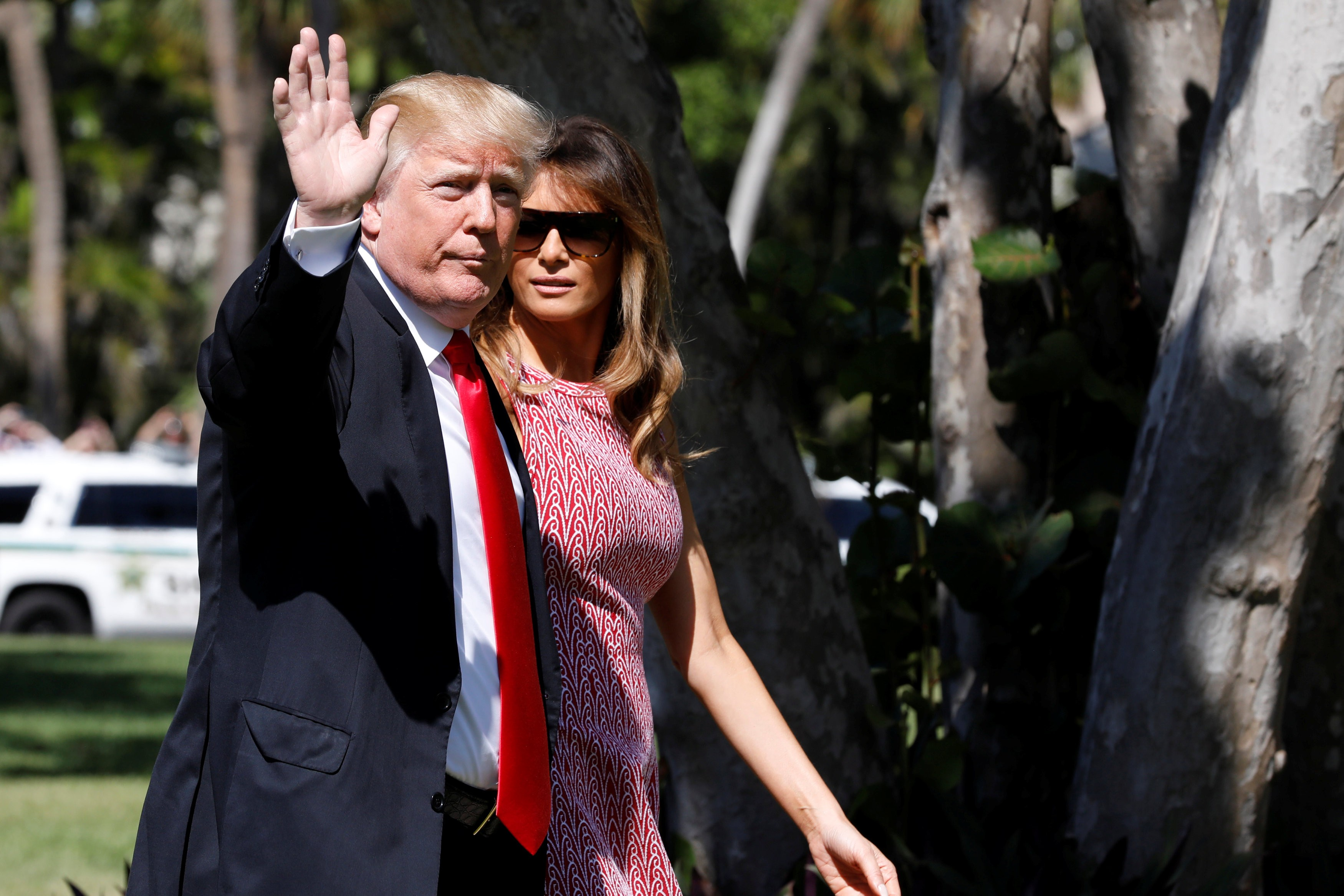 c095c1d97fb 20 facts about Melania Trump that show she is unlike any other US first  lady
