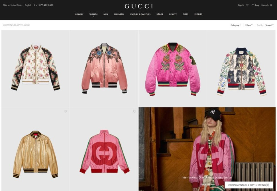 a4ac45a54e0 Teens and millennials are obsessed with Gucci – we find out why they love  it | South China Morning Post