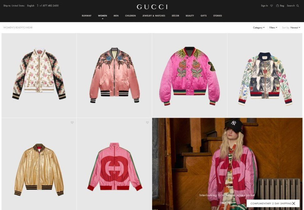 d7154843e Teens and millennials are obsessed with Gucci – we find out why they love  it | South China Morning Post