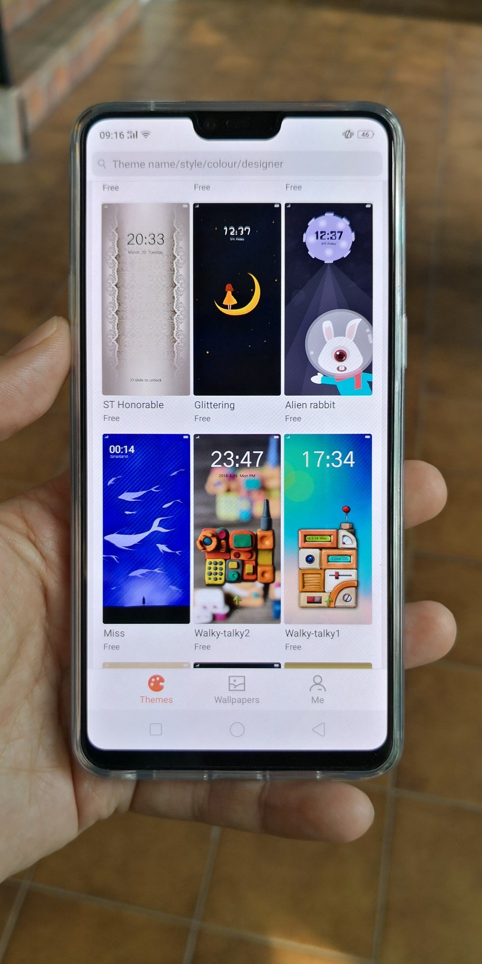 Oppo R15 Smartphone Review Bezel Free Beauty With A Notch Is More Iphone 7 128gb Black Grs International Front View Of The Featuring X Like At Top Phone