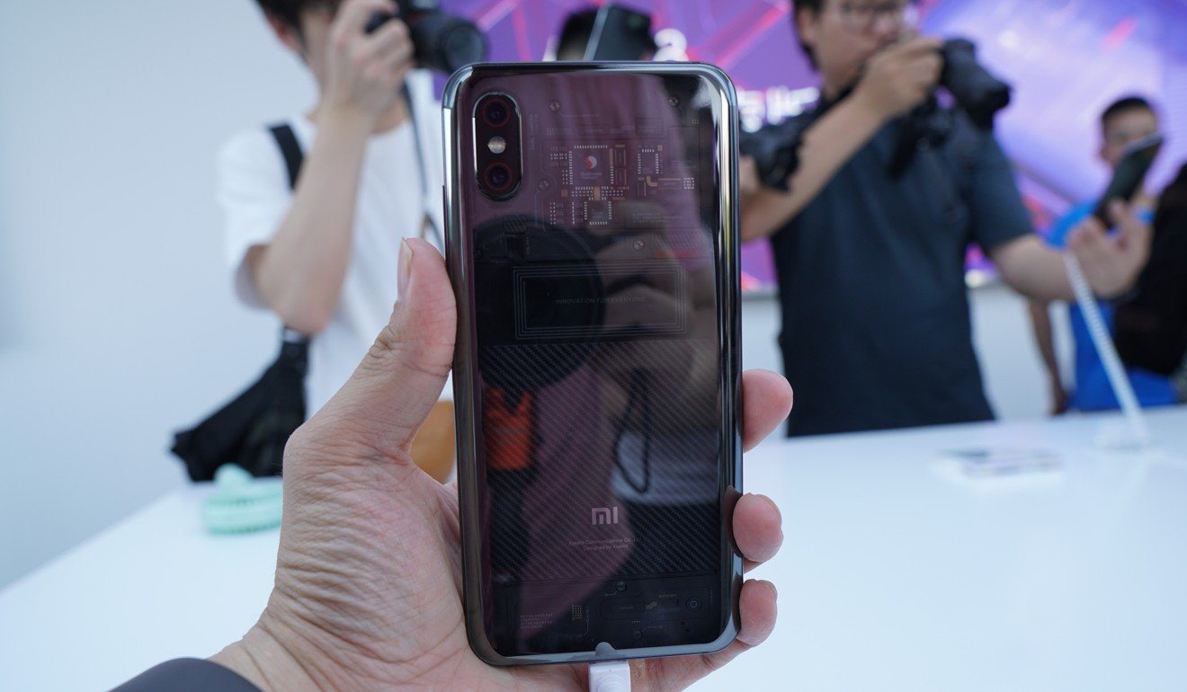 Xiaomi mi8: the most blatant apple iphonex rip off yet and whats