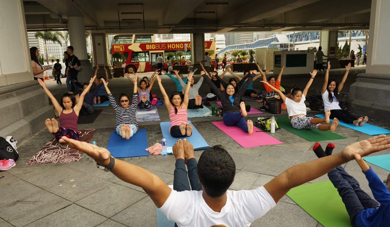 International Day of Yoga Hong Kong – celebrate with a rooftop class