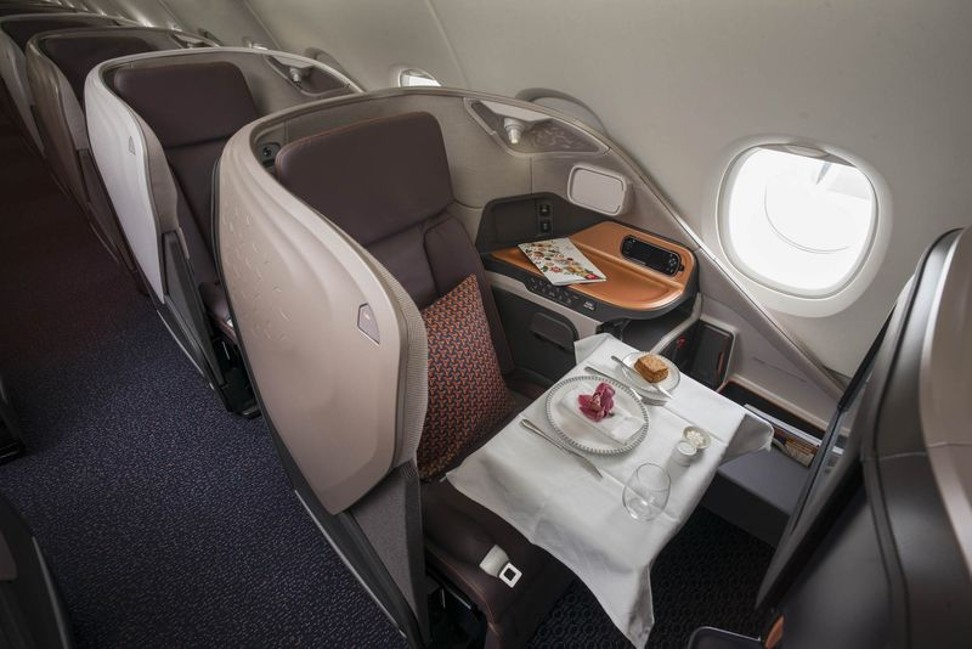 Fly In The World S Best Business Class For Less Than Coach