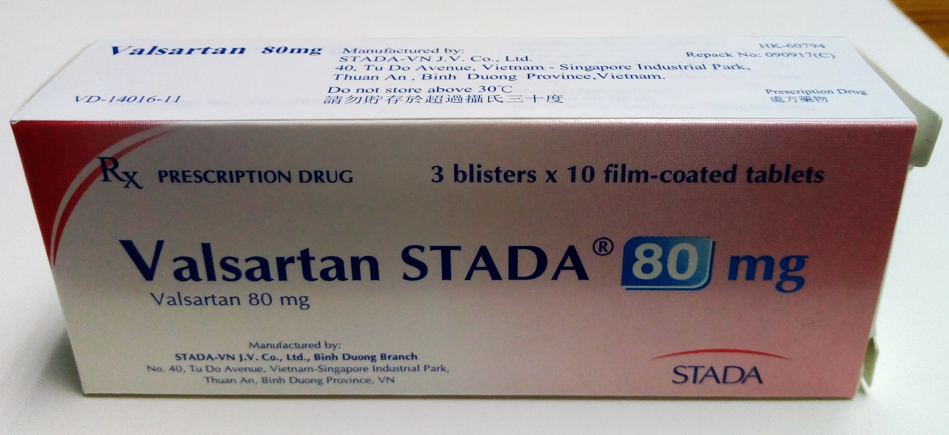 A wave of lawsuits awaits 40 producers of valsartan, the