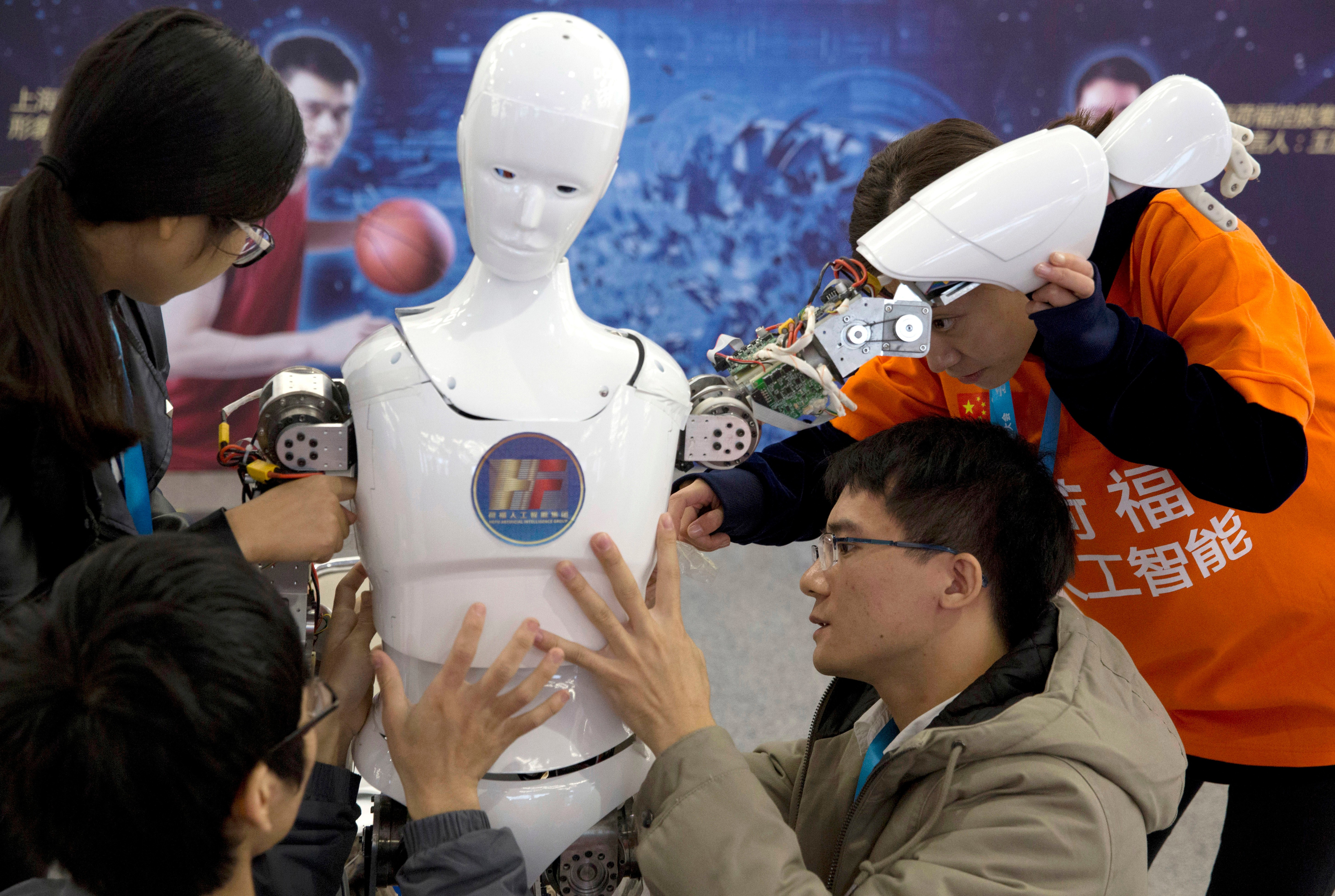 Made in China 2025': is Beijing's plan for hi-tech dominance as big