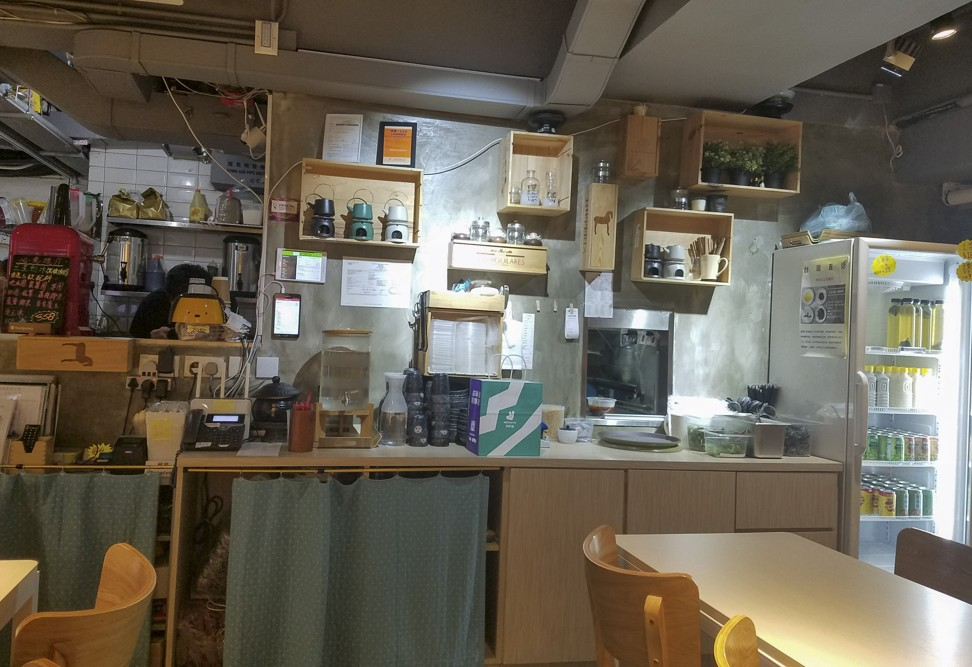 Bon Inside Tristar Kitchen In Causeway Bay. Photo: Raphael Blet