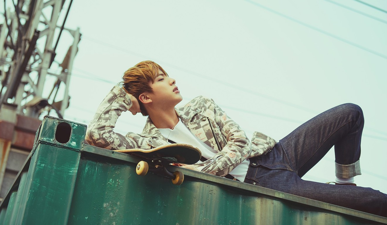 Jin from K-pop superband BTS: his past, his private thoughts