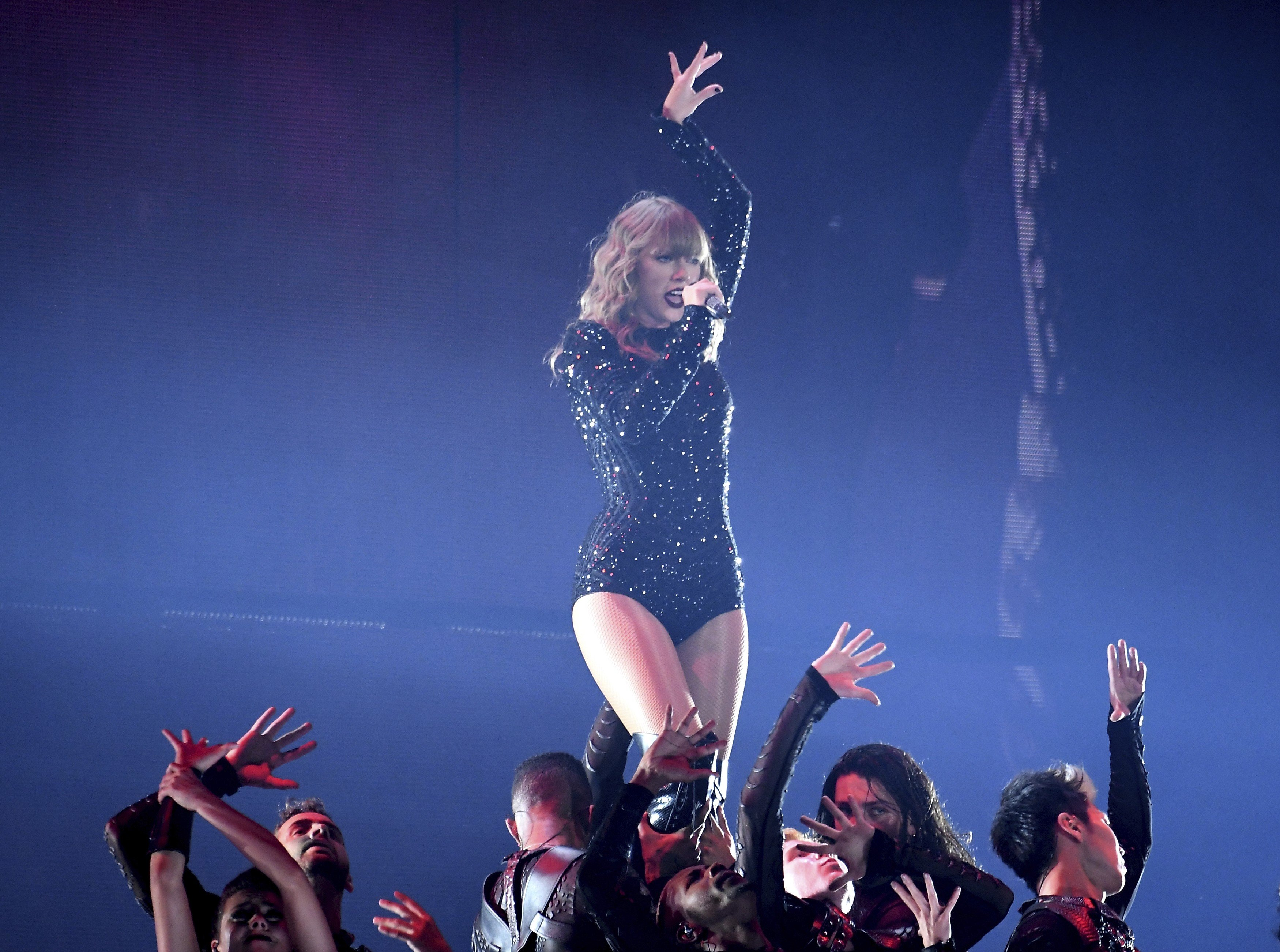 Taylor Swift is worth over US$300 million – so how does she spend it